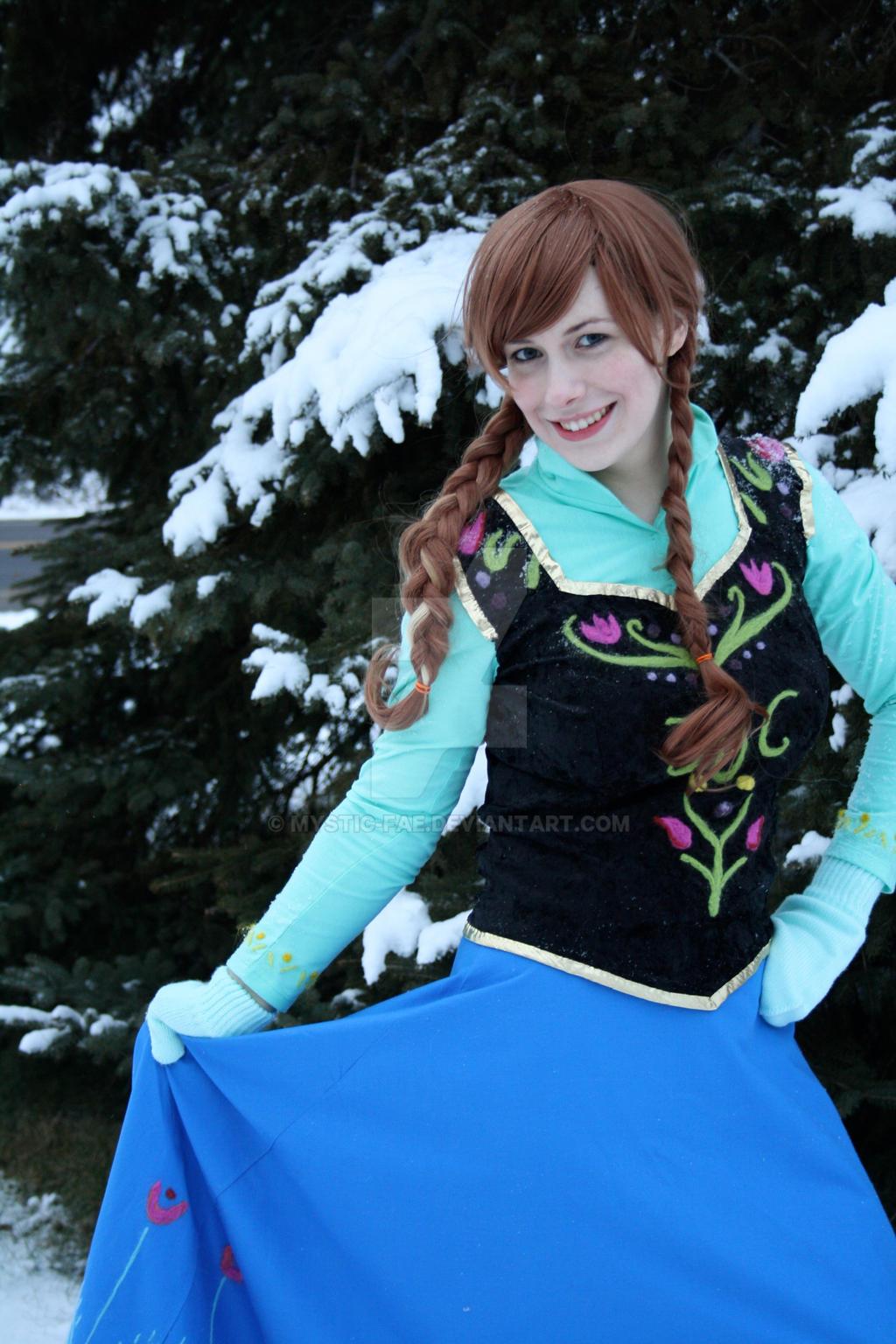 Anna 1 by mystic-fae