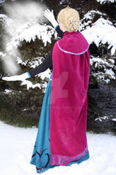 Elsa 1 by mystic-fae