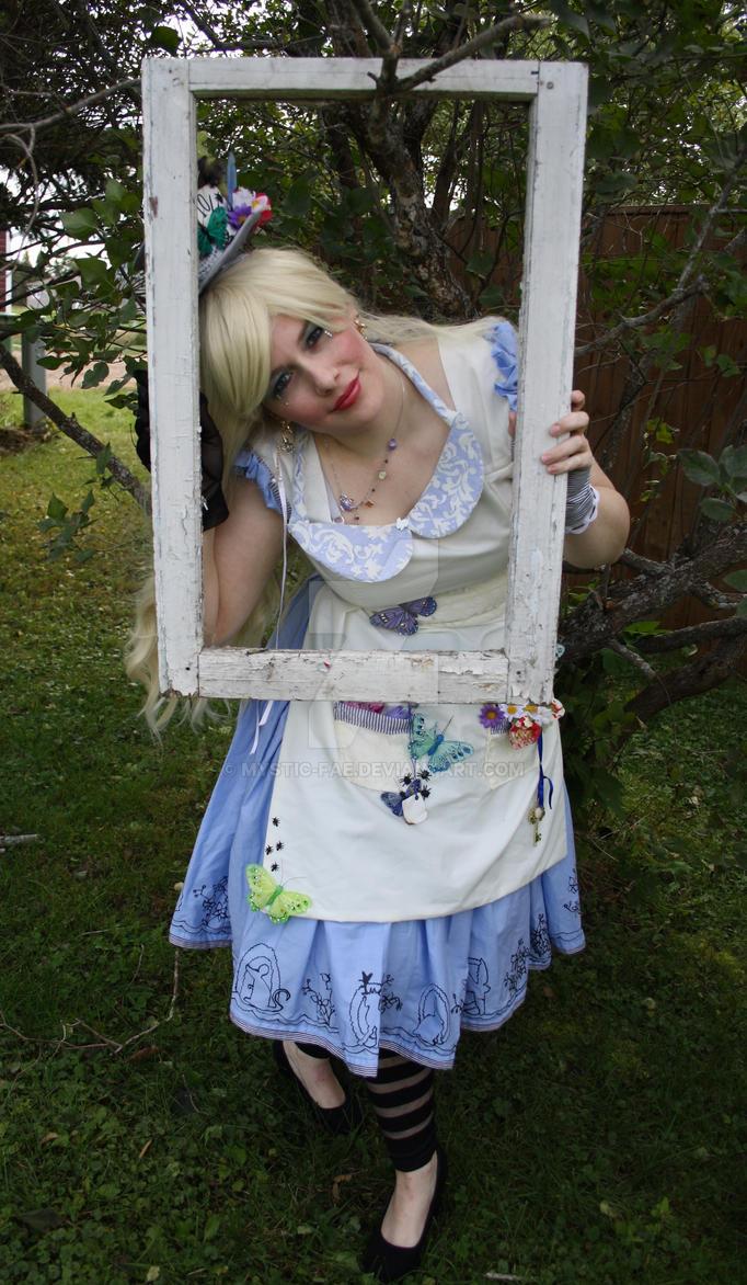 Adventures in Wonderland by mystic-fae
