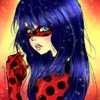 Miraculous ladybug : adult ladybug by sarumaneko