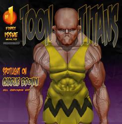 Toon Titans 1 by VoodoomanDan