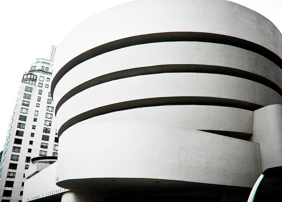 Guggenheim NY 1 by DostorJ