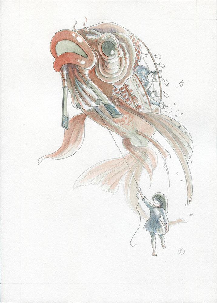 Floating Dreams (final version)