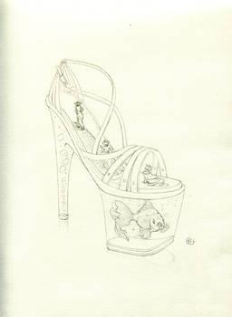 Fashionista (Sketch)