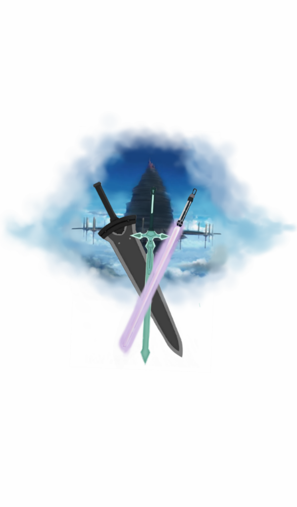 Sword Art Online by NerdyGirl44