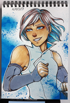 Sparring - Avatar : LoK