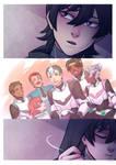 Regretful Keith - Voltron