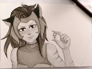 Catra - She-ra and the princesses of power