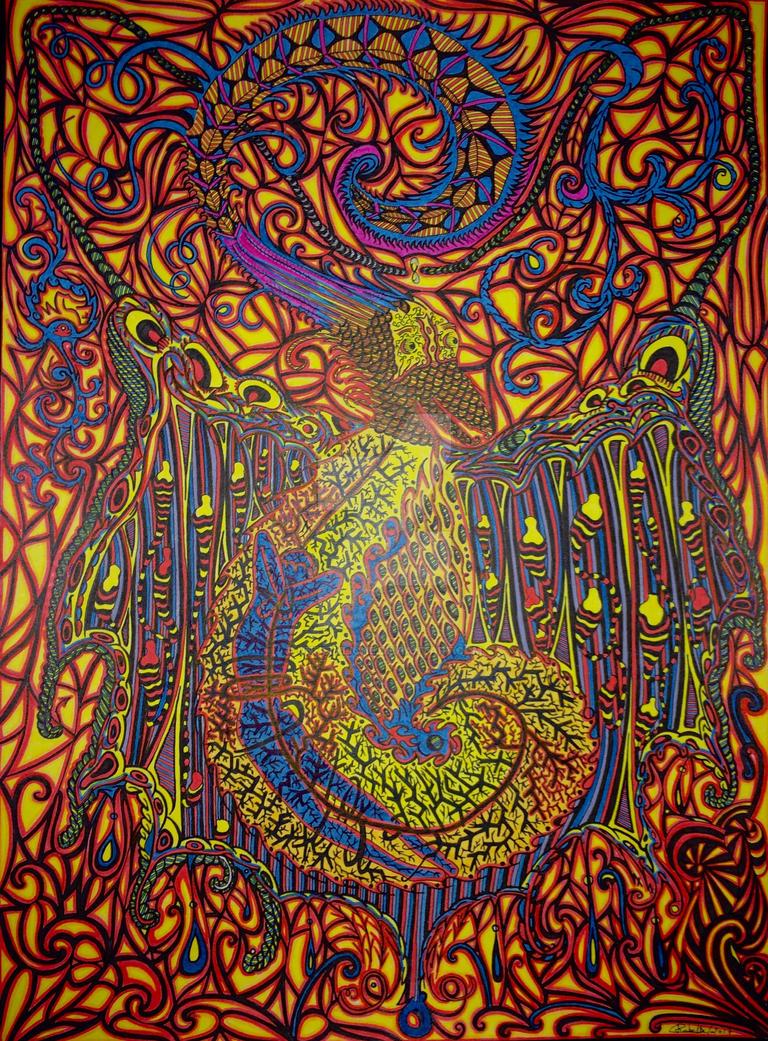 Oiseau 3 by Unheimliche