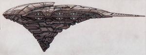 Cylon Predator 01
