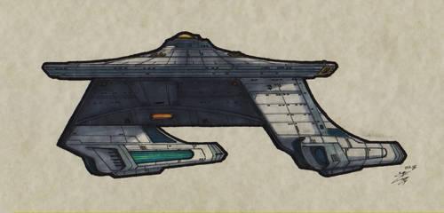 Federation Bader-Class 00