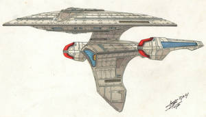 Federation Chariot-Class 00