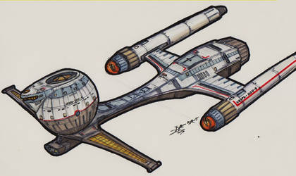 Federation Krinthos-Class 00