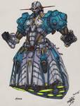 Gundam Zeon Zeong MK-IIX-Atolm 00a