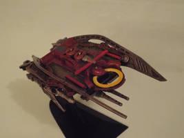 Discovery Era Klingon Warship 00
