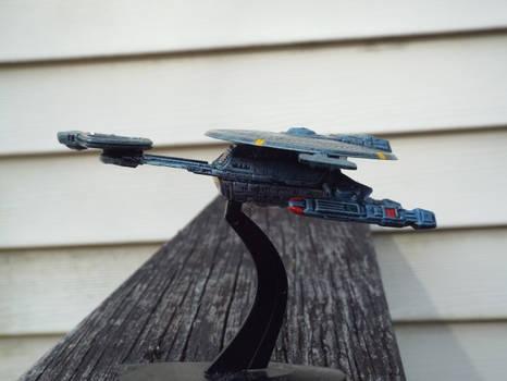 Federation-Klingon Hybrid Valkyrie-Class 02