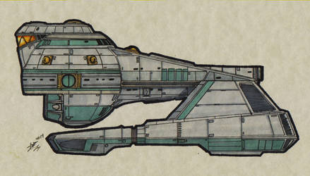 Federation USS Alexei Arkhipovich Leonov 00