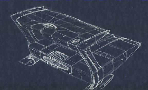 Concept Strake Starship 02