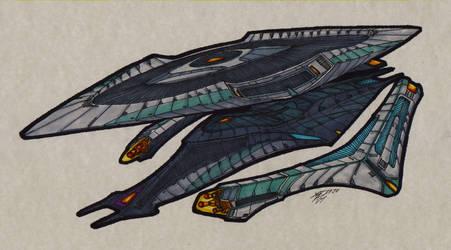 Federation Hyades -Class 00