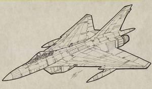 Avro CF-106C Javelin 00