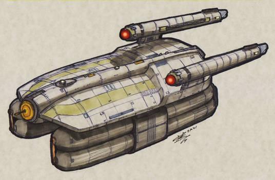Federation Convoy-Class 00