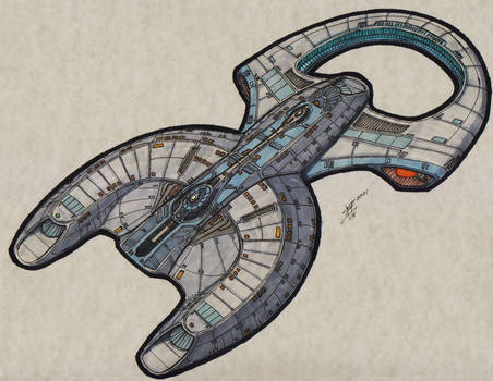 Federation Criterion-Class USS Richard Donner 00