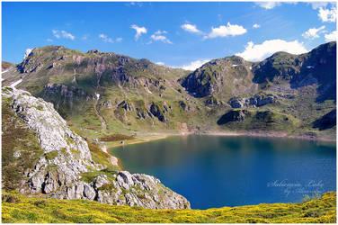 .:Saliencia Lake:. by aliveruka