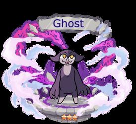 Ghost - [Drakapon]