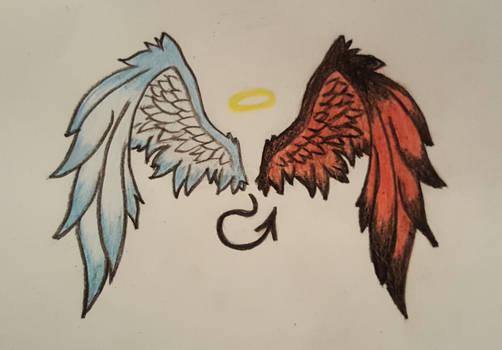 AngelDemon Wing