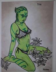 Green Asari