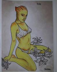 Yellow Asari