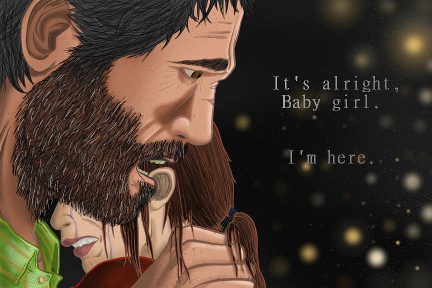Baby Girl by graynate