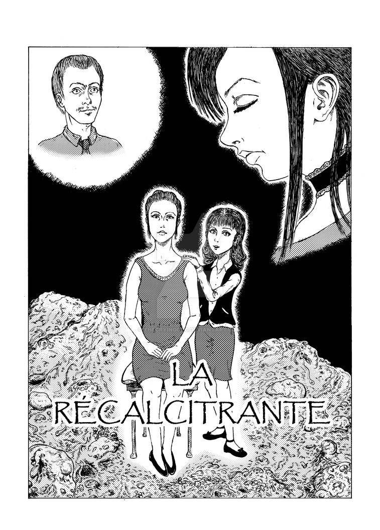LA RECALCITRANTE - #01 Cover by TheCryingOrc