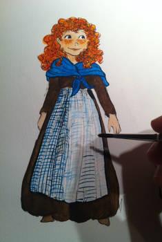Character design: Perenette