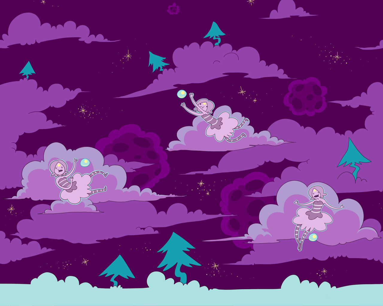 lumpy space by zombiemoose on DeviantArt