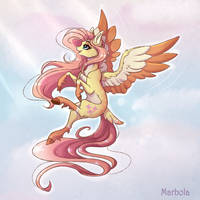 Flutterfly by Marbola