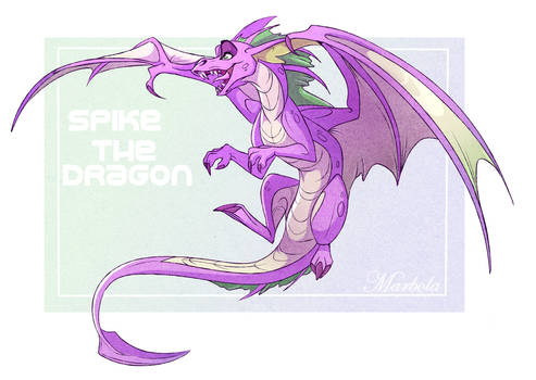 Spike The Dragon