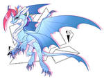 Species swap-Rainbow Dash