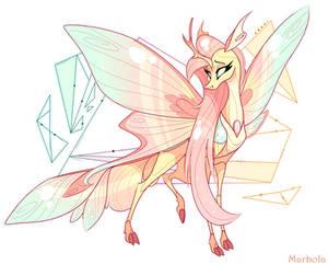 Species Swap - Fluttershy