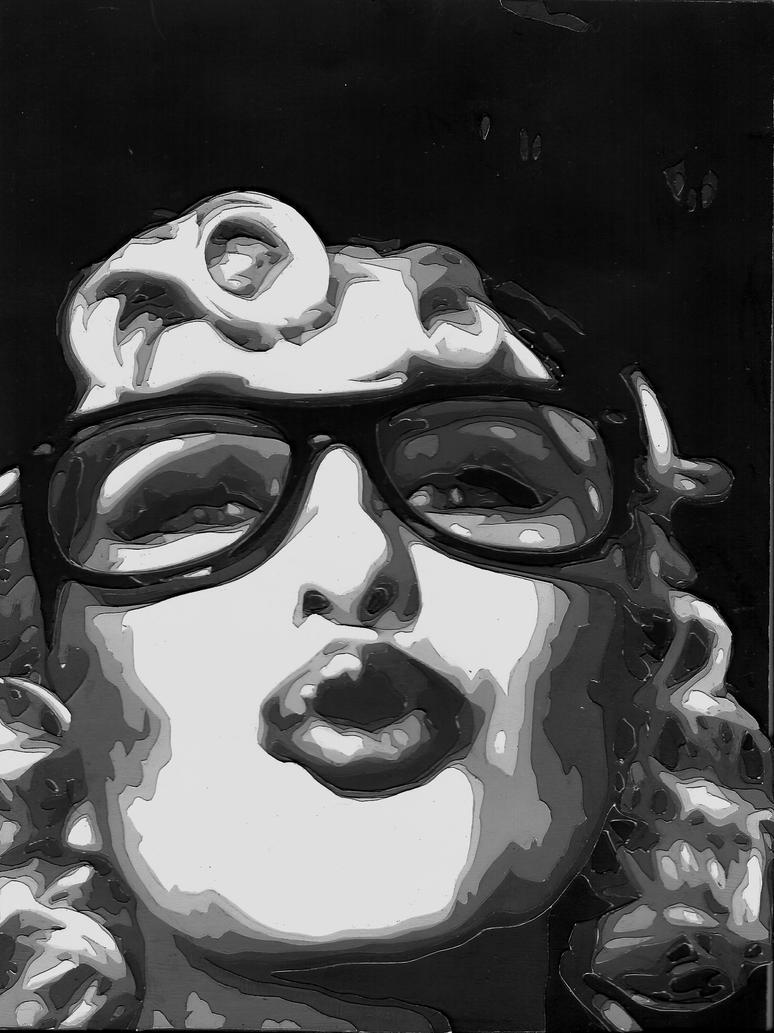 Value Study Portrait by jimij105
