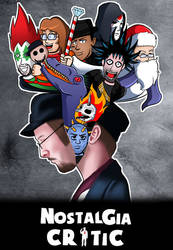 Nostalgia Critic DVD Contest Entry by ChaosWhite180