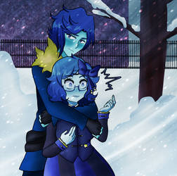 You look cold  by Travmonic