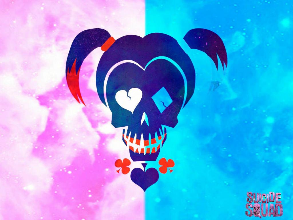 Popular Wallpaper Logo Harley Quinn - harley_quinn__suicide_squad__by_gelibubblegum-da2919c  Picture_4666100.jpg