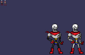 The Great Papyrus- SPD by zacharyleebrown