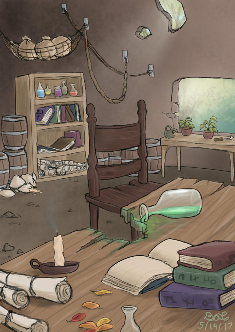 Humble Abode by BradyPostma