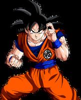 Goku by Supergoku37