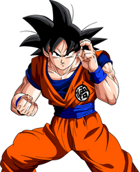 Goku by Supergoku37