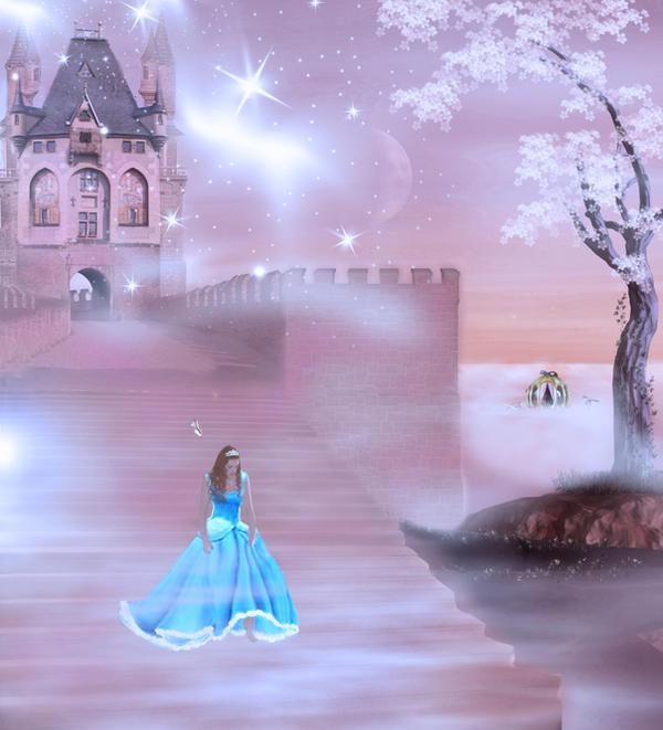 Cinderella by DeVillette