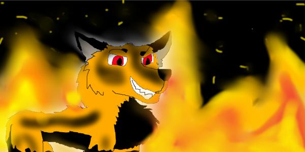 Meet Blaze by Flippyisadorable