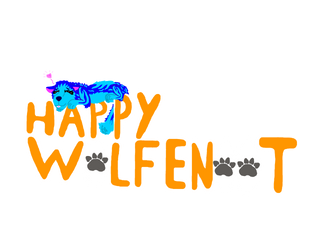 HAPPY WOLFENOOT! by Flippyisadorable